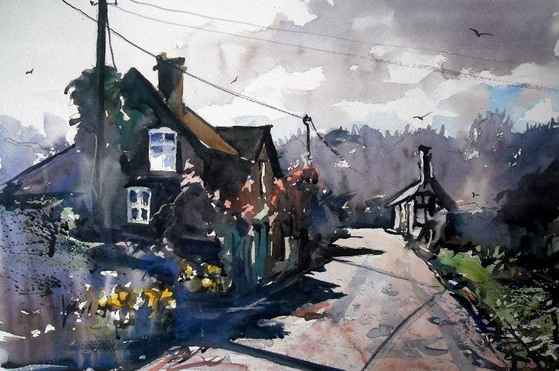 cotswold-village-lane