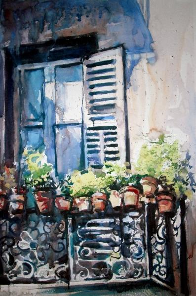 pots-on-the-balcony